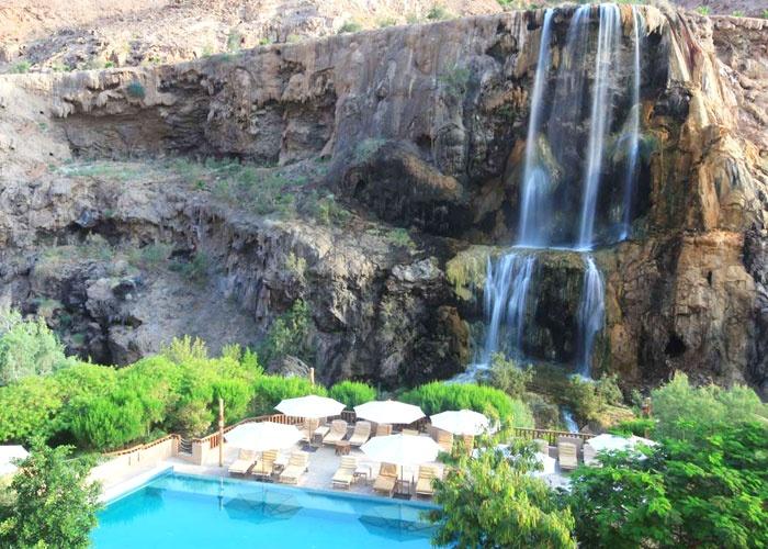 حمامات الحمه الأردنية
