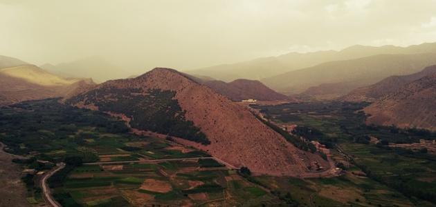 السياحة الجبلية بالمغرب