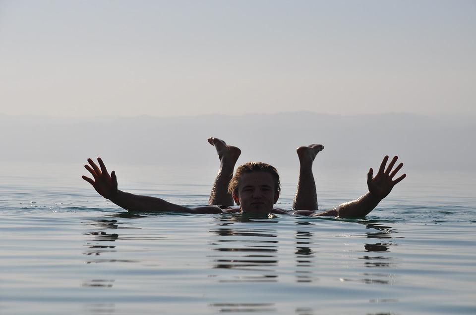 البحر الميت جوهرة السياحة الاردنية